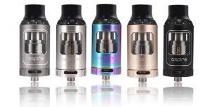Aspire Athos 2ml Tank [Black]