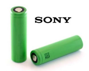 Sony VTC5A – Twin Pack in Dual Plastic Case
