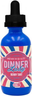 Dinner Lady – 50ml Shortfill – Berry Tart