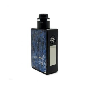 Asmodus Spruzza 80w Squonker Kit [Blue]