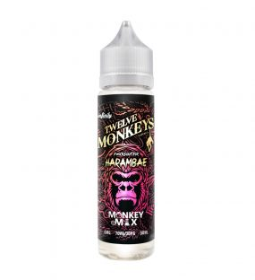 Twelve Monkeys – 50ml – Harambae