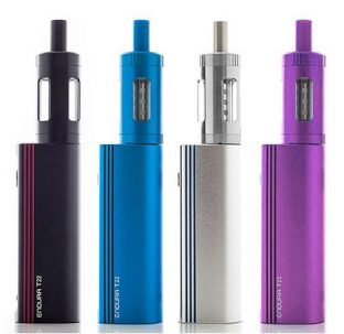 Innokin Endura T22E Kit [Black]