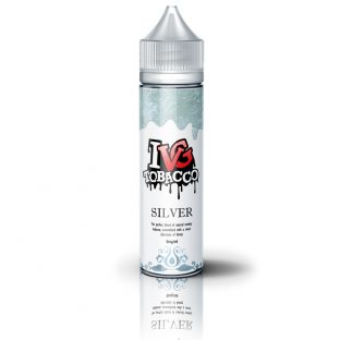 IVG – 50ml Shortfill – Tobacco Silver