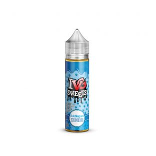 IVG – 50ml Shortfill –  NO ICE – Bubblegum Millions