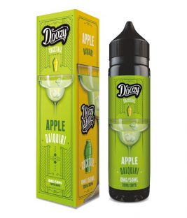 Doozy Vape Cocktails – 50ml Shortfill – Apple Daiquiri