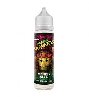 Twelve Monkeys – 50ml – Hakuna