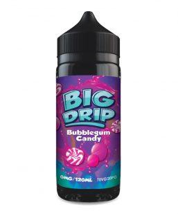 Doozy Vape – Big Drip – 100ml – Bubblegum Candy