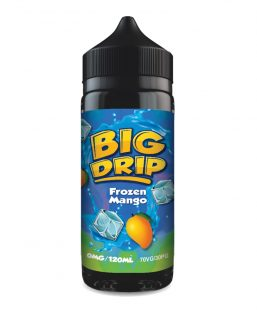 Doozy Vape – Big Drip – 100ml – Frozen Mango