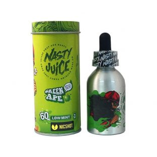 Nasty Juice – 50ml – Green Ape