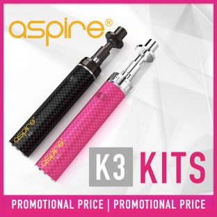 Aspire K3 Kit [Black]