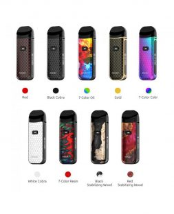 Smok Nord 2 Pod Kit [Artistic / Rainbow Oil Painting]