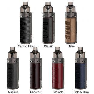 Voopoo Drag S Pod Kit [Carbon Fibre]