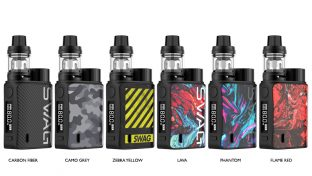 Vaporesso SWAG 2 Kit [Flame Red]