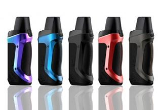 Geekvape Aegis Boost Pod Kit [Black]
