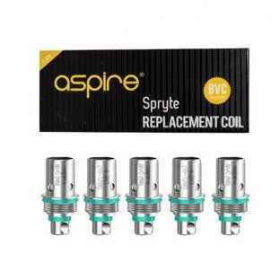 Aspire Spryte Coils – 5 Pack [1.2ohm]