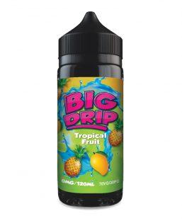 Doozy Vape – Big Drip – 100ml – Tropical Fruit