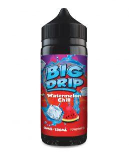 Doozy Vape – Big Drip – 100ml – Watermelon Chill